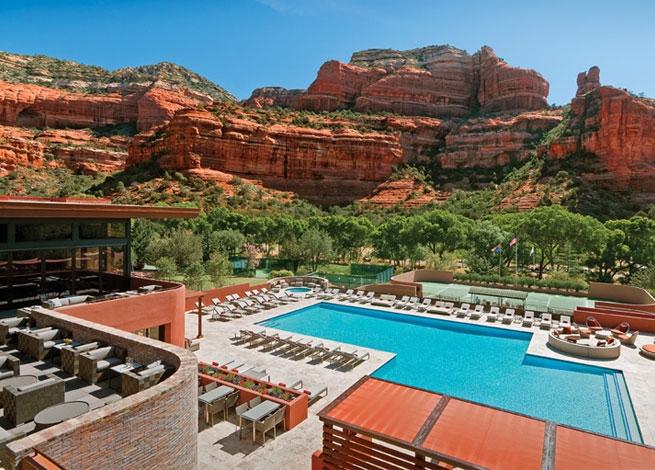 Luxury Hotels Sedona Az