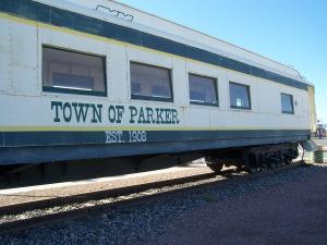 Parker, La Paz County