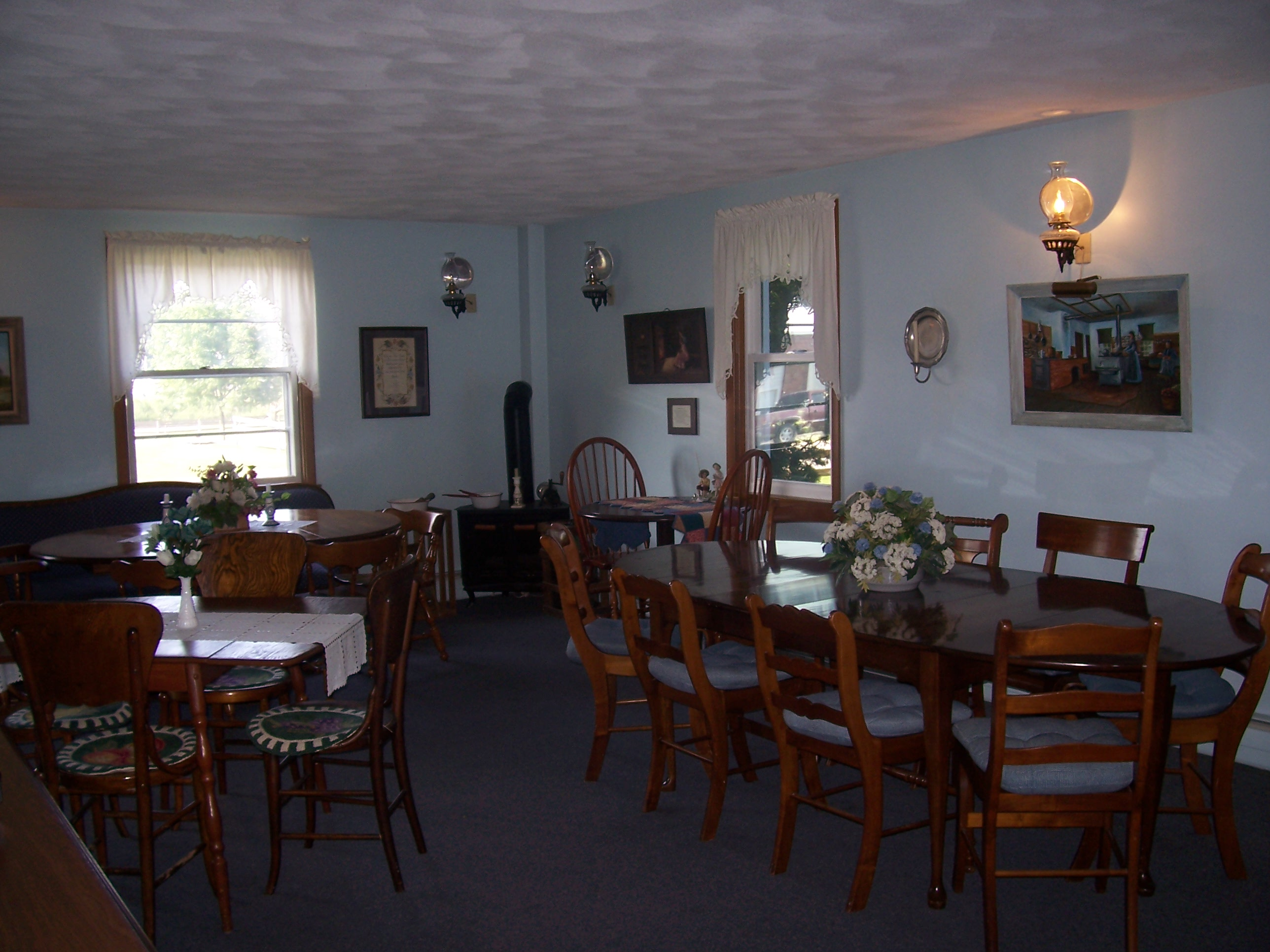 Die Hwimat Country Bed And Breakfast Of The Amana Colonies