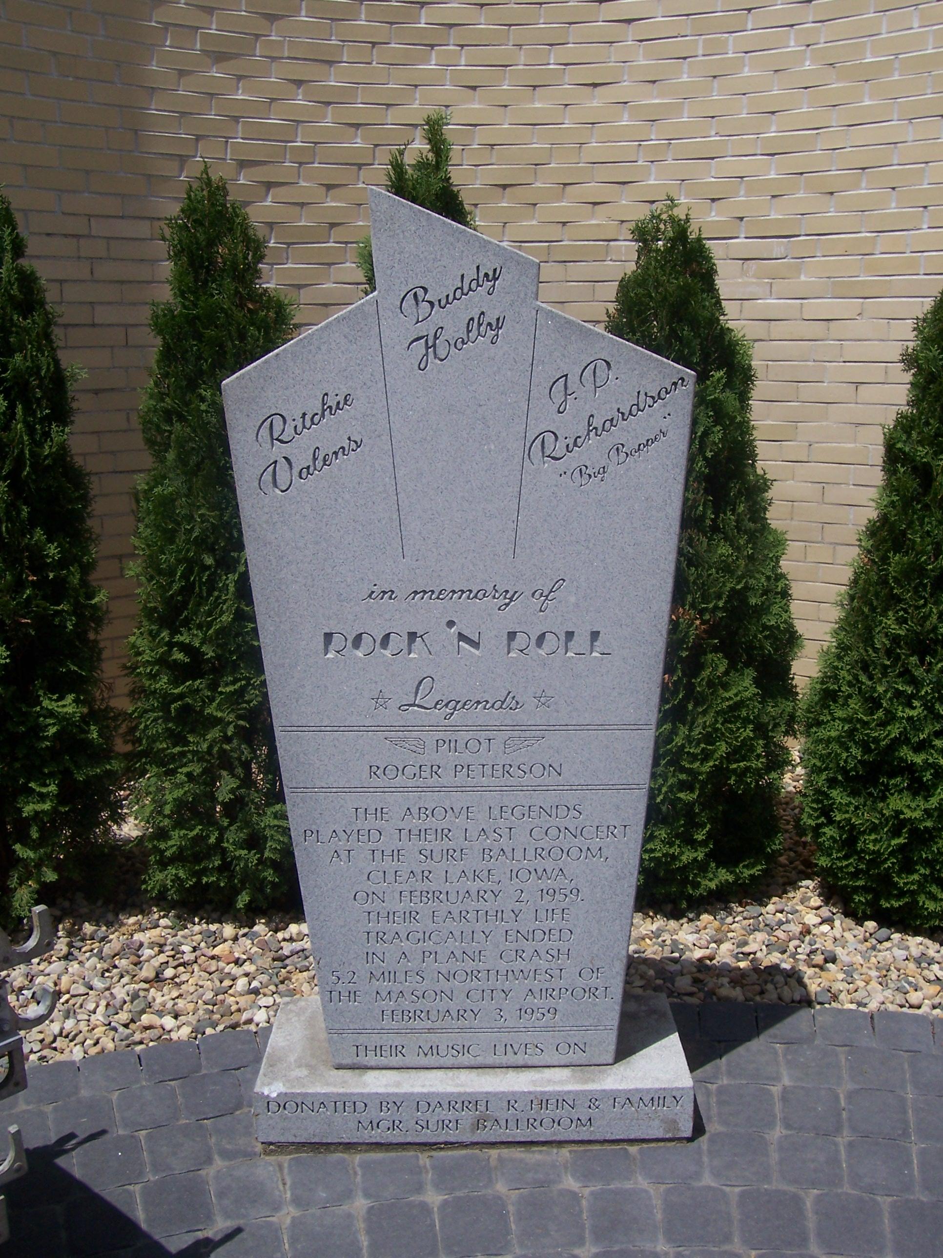 Buddy Holly Clear Lake Iowa Wildwomenwanderers