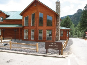 Hualapai Mountain Ranger Station