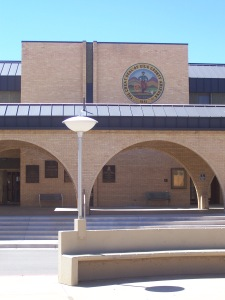 Gila County Courthouse