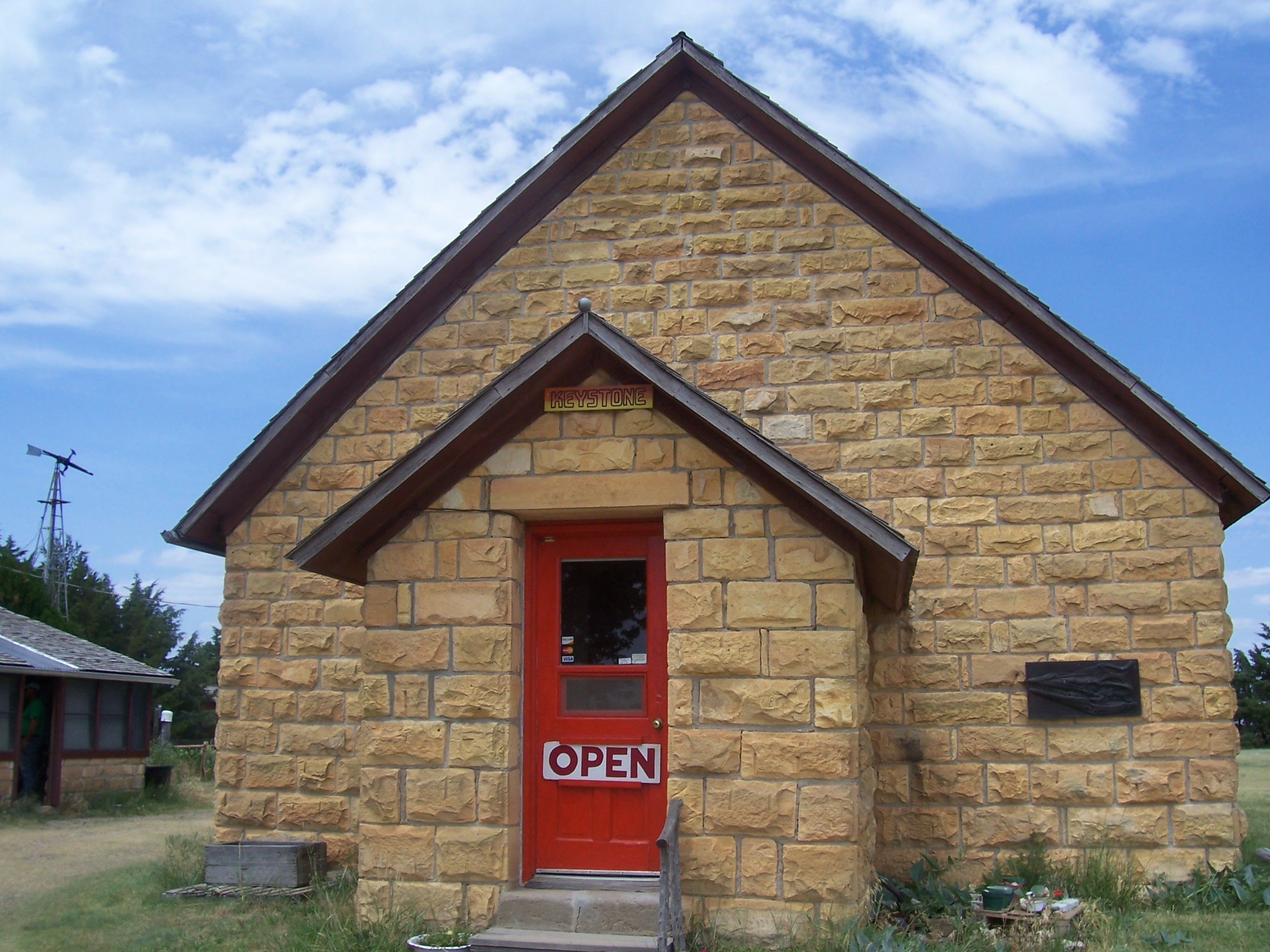 Kansas gove county grinnell - Key Stone Gallery
