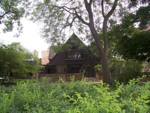 Frank Lloyd Wrights Home and Studio